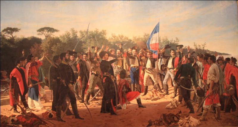 Délaissé pour ses faibles ressources, quel actuel pays sud-américain est le dernier à avoir été conquis par les espagnols en 1726 ?