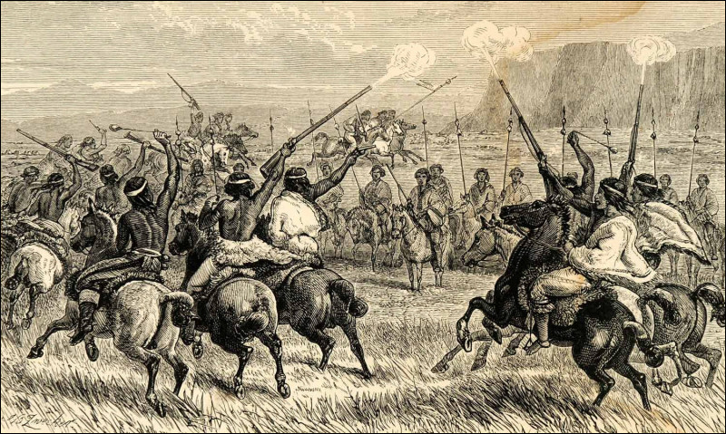 Quel peuple aborigène de la région centrale du Chili, est le seul peuple de l'Amérique du sud à n'avoir jamais pu être soumis ni par les Incas, ni par les conquistadors ?
