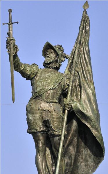 En 1513, quel conquistador espagnol ayant donné son nom à la monnaie nationale du Panama, est le premier Européen à avoir découvert l'océan Pacifique ?