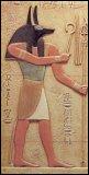 Quel est le dieu des nécropoles et de l'embaumement ?
