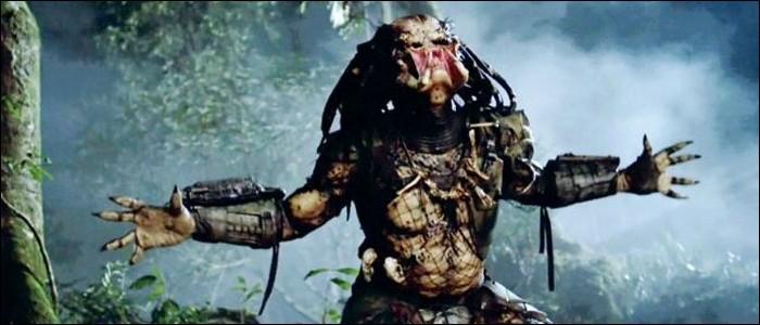 Quelle est la particularité du Predator dans le film de John McTiernan ?