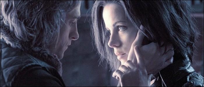 «Underworld» met en scène la romance entre une vampire et un loup-garou, s'inspirant des personnages d'une pièce de théâtre classique. Lesquels ?