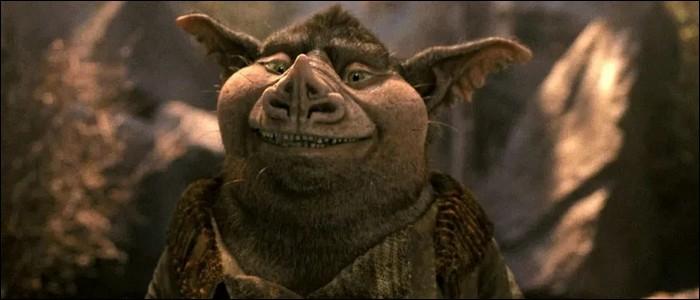 De qui narre-t-on «les chroniques» dans le film d'où provient cette créature ?