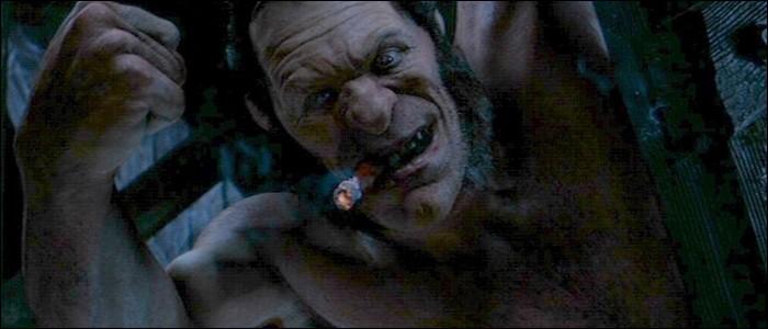 Contre quelle créature, issue d'un roman de l'époque victorienne, se bat Van Helsing dans la scène d'ouverture du film de Stephen Sommers ?