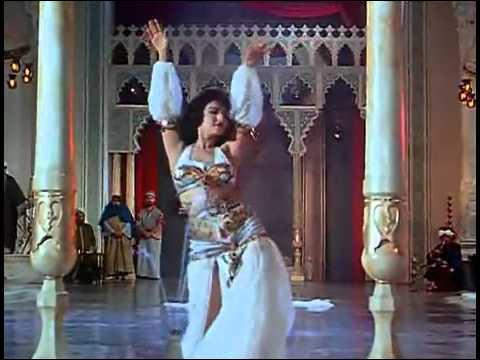De quelle danseuse s'agit-il ?
