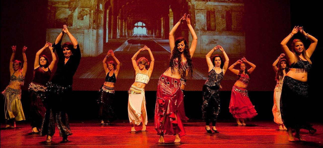 Quiz sur quelques danseuses orientales (2)