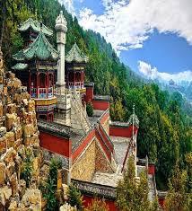 Les monuments célèbres de la Chine