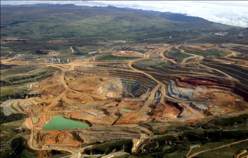 Quel est le premier producteur d'or d'Amérique de Sud ?