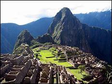 Dans quel pays, le Machu Picchu, cité sacrée des incas se situe-t-il ?