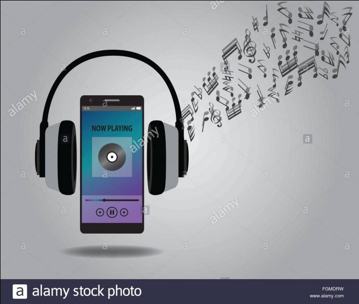 """À quel groupe doit-on la chanson """"Téléphone"""" dans lequel un homme attend au téléphone que sa copine lui réponde ?"""