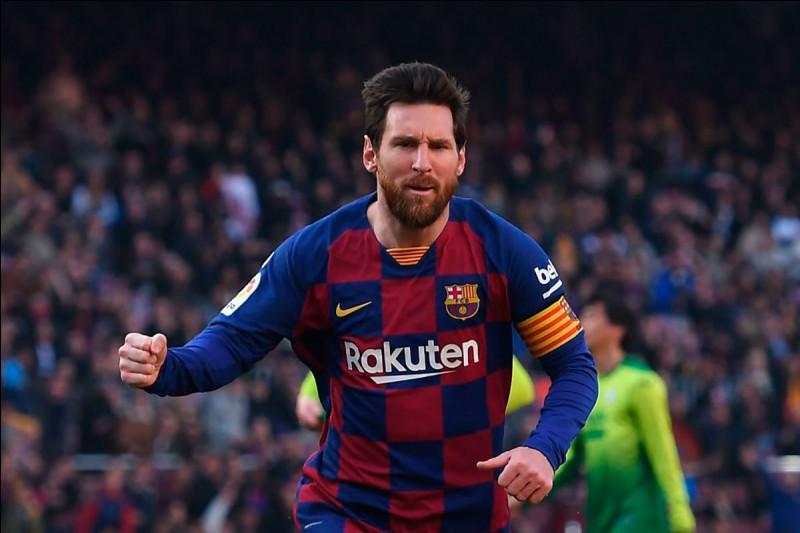 De quelle nationalité est Messi ?