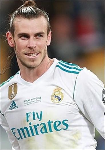 De quelle nationalité est Gareth Bale ?