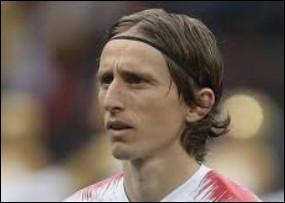 De quelle nationalité est Luka Modrić ?