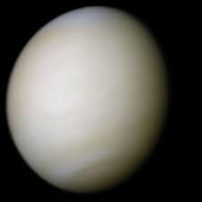 Quelle est la deuxième planète du système solaire ?