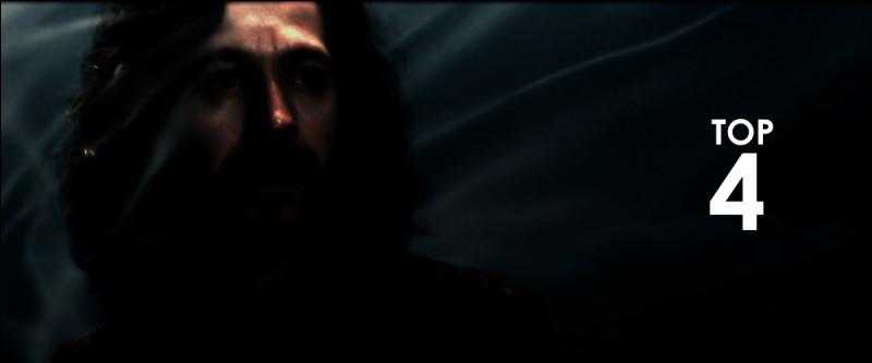 4) Sirius BlackSa sortie de prison n'est pas la fin du calvaire, où reste-t-il confiné pendant un an ?