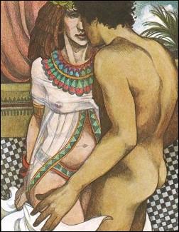 Dans la Bible, cette lubrique femme de Potiphar a essayé d'abuser de ce prisonnier Juif. Qui est-il ?