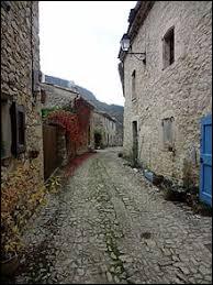 Petit village Bas-Alpin de 55 habitants, Curel se trouve en région ...