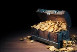 En effet, le groupe s'est mis à la recherche du trésor. Mais quel est ce trésor ?