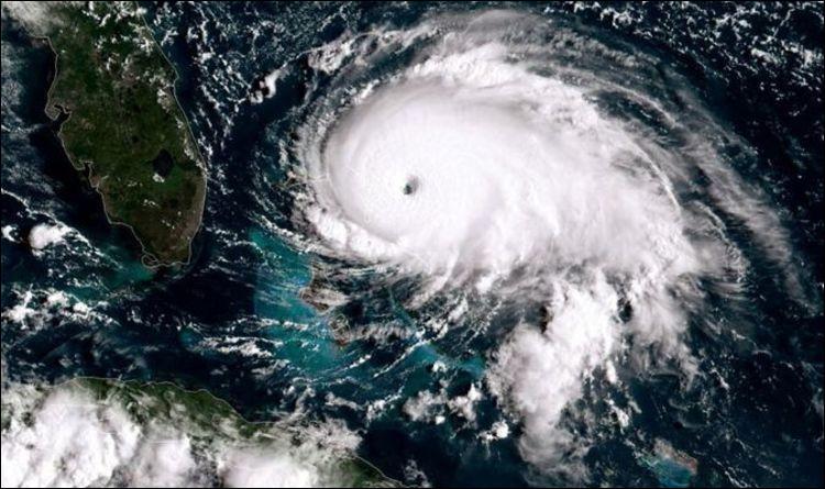 Lors du premier épisode, un ouragan survient. Quel est son nom ?