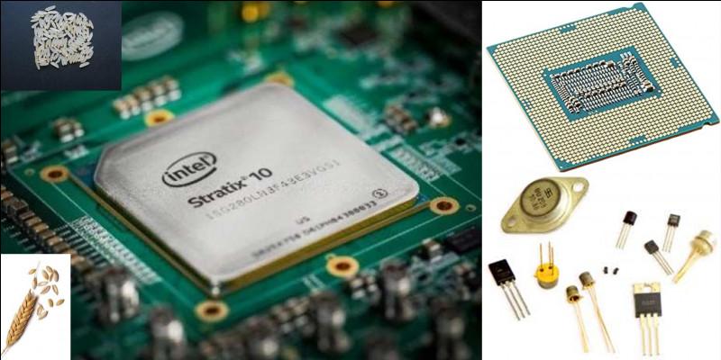 Informatique, électronique : Parlons du transistor, ce composant électronique qui nous permet d'utiliser notre ordinateur, enfin, nos objets électronique. C'est l'un des principaux éléments en électronique.Concernant sa production,…Complétez la phrase précédente !