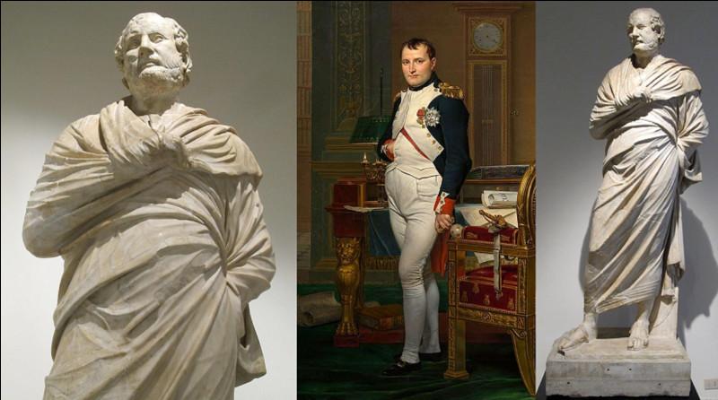 Légende urbaine : Cette légende urbaine concerne l'empereur Napoléon 1e. On dit beaucoup de choses au sujet de l'Empereur et certaines ne sont que des légendes urbaines.A vous de trouver la théorie reconnue comme « vraie » alors qu'elle ne l'était pas, une véritable légende urbaine !