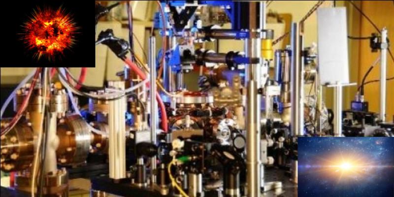 Science : Une horloge expérimentale a été construite dans les laboratoires de l'Institut national des sciences et de la technologie (NIST) aux USA. Elle a la particularité d'être l'horloge la plus précise au monde !A quel moment, il aurait fallu mettre en fonction cette horloge pour que l'on puisse mesurer une erreur de 1 seconde ?