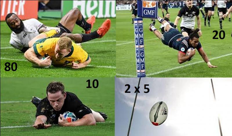 Sport : Parlons des matches de rugby lors de certaines compétitions qui sont à élimination directe comme la Coupe du monde.Que se passe-t-il si les deux équipes se retrouvent à égalité ?