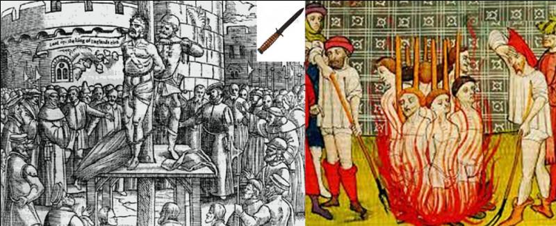 Histoire : Pendant la période de l'ancien Régime, il existait une mesure, nommée « retentum », qui était considérée comme étant un acte de miséricorde. Une personnalité politique et militaire de l'histoire de France n'a pas bénéficiée de cette mesure !En quoi consistait cette mesure ?