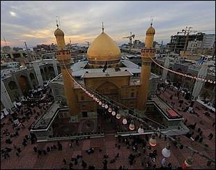 Commençons ce quizz avec l'Irak. Quelle est la hauteur des deux minarets de la Mosquée Imam Ali ?
