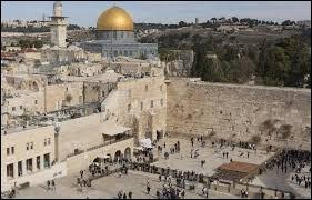 Direction Israël : dans quelle ville se situe le célèbre Mur des Lamentations ?