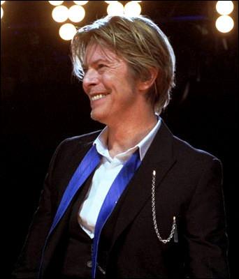 David Bowie a déjà été acteur dans certains films.