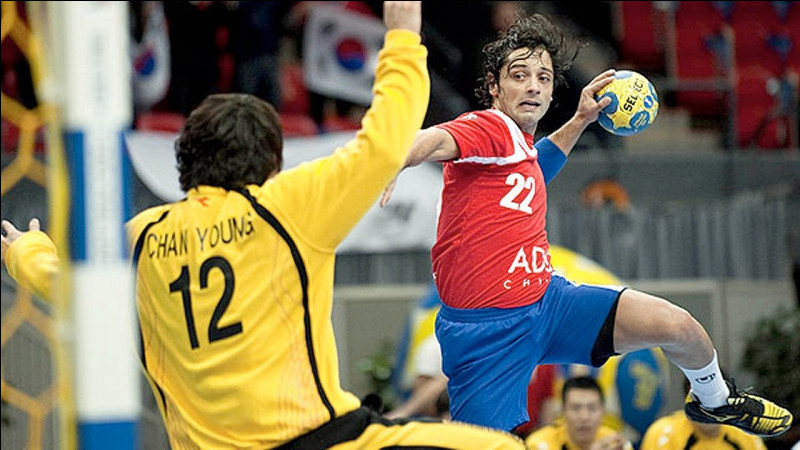 "Le terme ""handball"" est d'origine allemande."