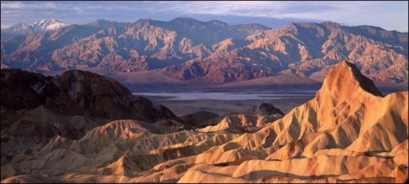 La vallée de la Mort est située en Égypte.