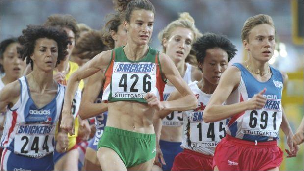 Avant d'être battu par l'éthiopienne Genzebe Dibaba en 2015, quelle athlète détenait le record du monde du 1500 mètres pendant 18 ans ?