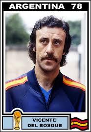 Qui était le sélectionneur de l'Espagne ?