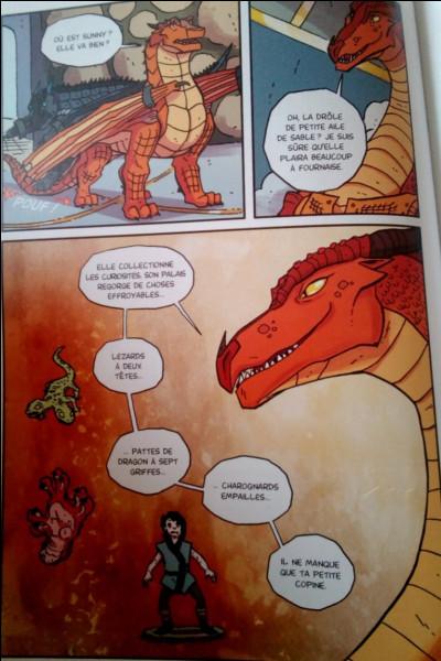 Vous entendez un dragon dire que les hybrides sont nuls. Que faites-vous ?