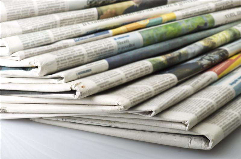 Par quel mot désigne-t-on la collection de journaux ?