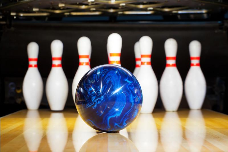 Lequel de ces mots appartient au domaine du bowling ?