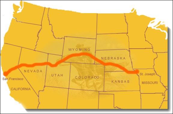 L'aventure du 28e album est résumé par cette carte, dont le trajet historique a été tracé au XIXe s : mais par quel moyen de transport ?