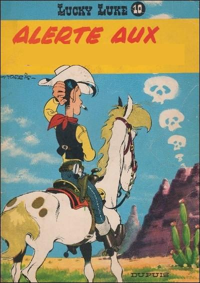 Parmi les anciens albums, le 10e (1958) relate une guerre de papier contre une tribu indienne imaginaire : laquelle n'a jamais existé, sauf sous le crayon de Morris ?