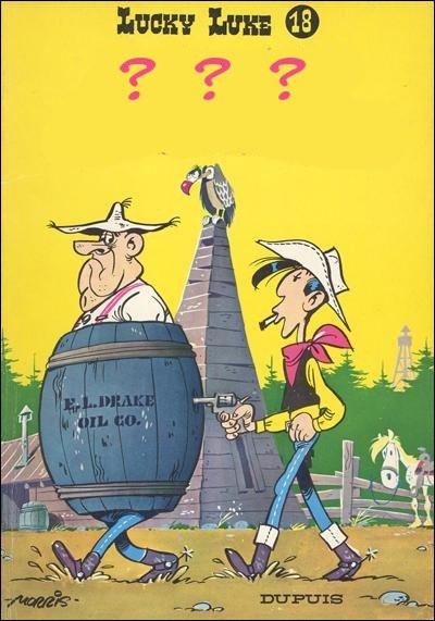 1962 (18e album) > Pour une fois, Lucky Luke abandonne l'ouest, réputé sauvage, pour une région qui ne l'est pas moins à l'époque : dans quel état erre-t-il ?
