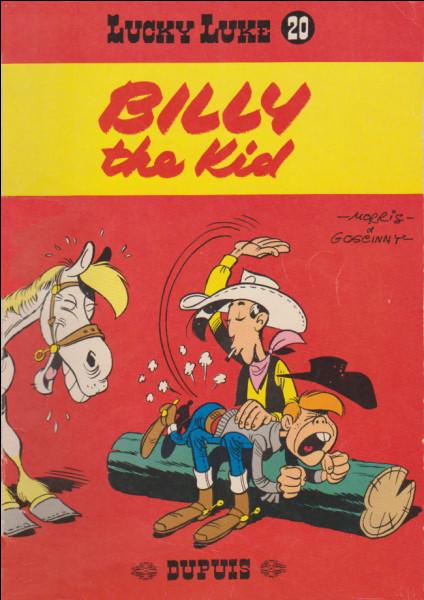 """Le 20e album - parmi les meilleurs selon les aficionados - sort la même année. Mais à quoi ressemblait-il, le """"vrai"""" Billy dit """"Le Kid"""" ?"""