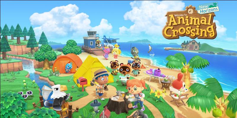 A-t-il acheté Animal Crossing New Horizons ?