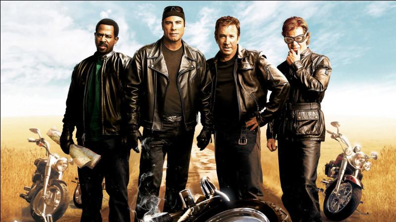 Quel est ce film réalisé par Walt Becker avec John Travolta et Martin Lawrence ?