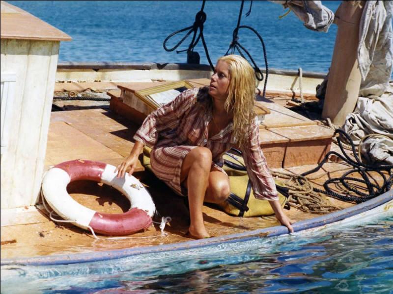 """Qui partageait l'affiche avec Catherine Deneuve dans le film """"Le Sauvage"""" de Jean-Paul Rappeneau ?"""