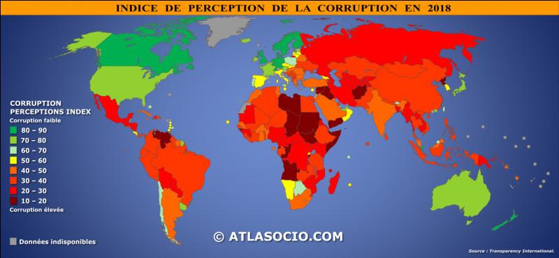 Quel est le continent le plus peuplé ?