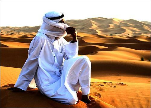 Comment appelle-t-on ces nomades de culture arabe qui vivent dans les régions désertiques de Moyen-Orient ?