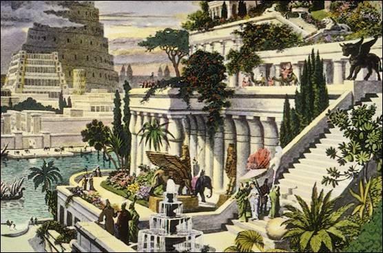 Au bord de quel fleuve s'élevait Babylone ?