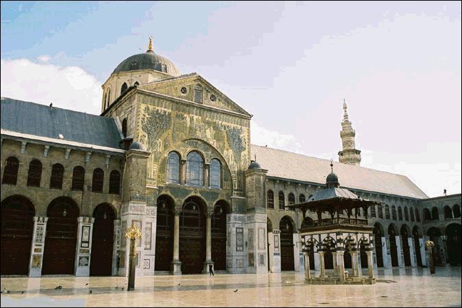 De quel pays Damas est-elle la capitale ?