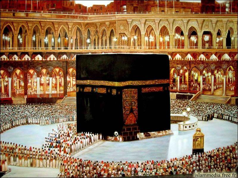 Où se trouve La Mecque ?